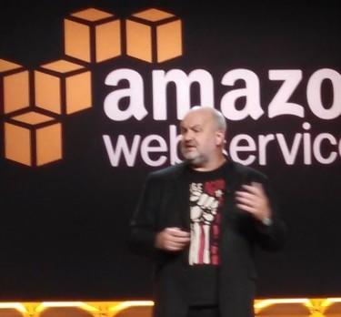 Amazon Web Services CTO Werner Vogel