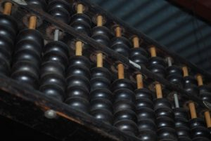 How to use an abacus – not the algorithms we're looking for