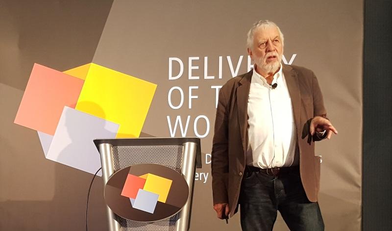 Atari Cofounder Nolan Bushnell