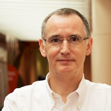 Paul Cobban, Chief Operating Officer, Technology and Operations for DBS Bank. Image credit: DBS Bank.