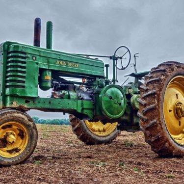 Before John Deere became a software company