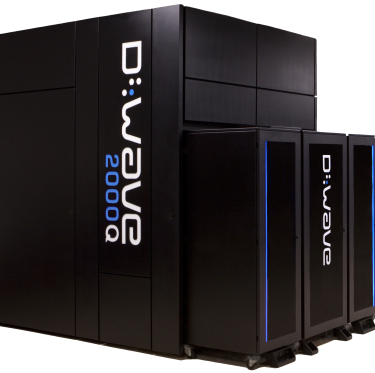The D-Wave 2000Q Quantum Computer (source: D-Wave Systems)
