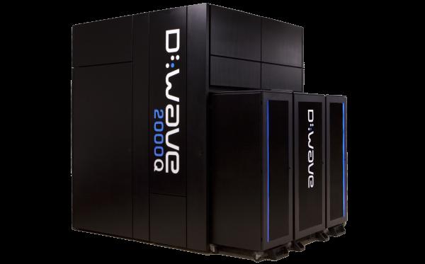 The D-Wave 2000Q Quantum Computer (source: D-Wave Systems)