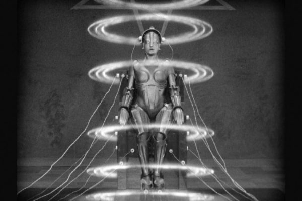 Metropolis debuted the year Alan Turing turned fifteen. Did it influence his choice of career? We can only wonder.