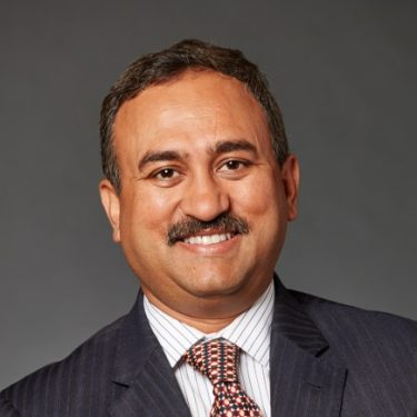 Rajeev Rai, Chief Technology Officer and Vice President for Neiman Marcus