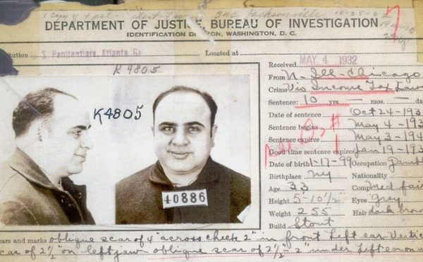 Would Al Capone have been a cryptojacker? You can bet your last bottle of Canadian whiskey.