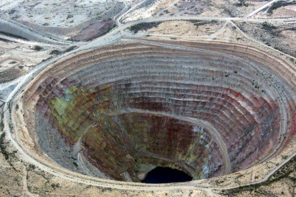 Sometimes mining ain't pretty.