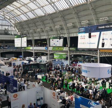 Blockchain Expo, Olympia, London