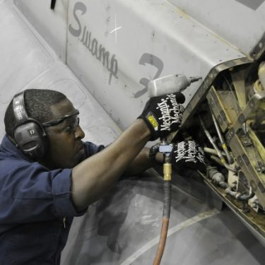 Aircraft maintenance requires efficient access to genuine parts.