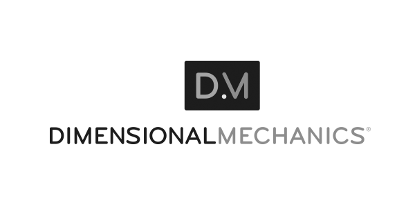Dimensional Mechanics logo - Intellyx BrainCandy
