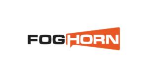 Foghorn Systems logo - Intellyx Brain Candy