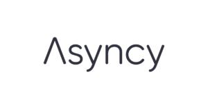 Asyncy logo - Intellyx Brain Candy