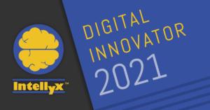 Intellyx Digital Innovator 2021 award - large